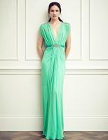 Cheap Jenny Packham Evening Dresses Best Evening Dresses Green Chiffon