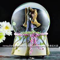 ball graphics - snow globe Christmas crystal ball music box snow ball music box creative presents