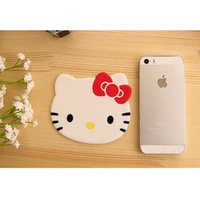 Wholesale 2015 New Design Fancy Cute Lovely Romagny Animal Silicone Heat Resistant Cup Glass Mat