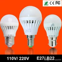 cheap light bulbs - Top Quality Factory Direct Cheap W W W W W Energy Saving LED Lights Globe Lamp V V Spotlight LED Bulbs Home Light