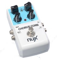 Wholesale F11148 NUX Chorus Core Guitar Effect Pedal Tone Lock Preset Function True Bypass FreePost