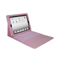 Wholesale Popular P2013 Slim Aluminum Metal wireless bluetooth Stand Keyboard Cover Colors Available Keyboard Cover for iPad