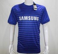 2014 2015 Chelsea Futbol Local viste venta caliente camisetas de fútbol azul Football Club Deportes Uniforme Nueva Marca de Calidad tailandia Apparel