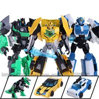 abs voyager - Metal Alloy Action Figure Toys Robots Anime Series Movie Model Brand Good Diamond Classic Cool Change Voyager Boy Toys Gifts