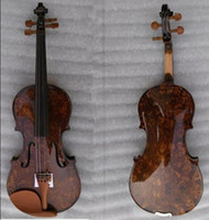 Wholesale and retail High grade wooden violin hard case string rosin for musical lover with gifts