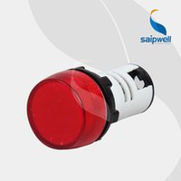 Wholesale Saipwell LED mini push button switch industrial use IP65 waterproof AD56 B