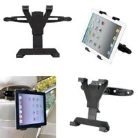 car holder for 7 inch tablet - Universal Car Back Seat Headrest Mount Holder Stand Bracket Kit Inch For iPad Mini For SAMSUNG Tab Tablet