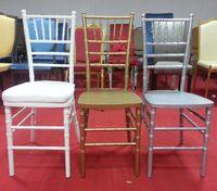 chiavari chair - DUBAI Banquet Chair Chiavari Chairs White Color Silver Color Gold Color Wood Chiavari Chairs for wedding event