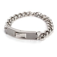 best day transfer - The best gift for titanium steel set auger couple bracelet for men and women personality transfer stripe bracelet with allergies NSB286