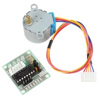 arduino motor board - Generic V Phase Stepper Motor Driver Board ULN2003 for Arduino DBP_501