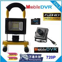 portable garage - Private family garage Searchlight The Newest HD P Built in TF Card Portable Mini Camera