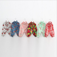 baby red overalls - 2015 NEW ARRIVAL baby girl kids KOREAN Vintage Look rose floral jumpsuits overall romper belt Suspender Thousers Sleeveless tube pants