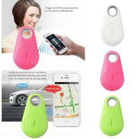 Wholesale anti lost smart bluetooth tracker Child Bag Wallet Key Finder GPS Locator Alarm Colors