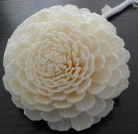 Wholesale Hot Sale New Design and High Quality Sola Decorative Flower for Aroma Diffuser With Size of Diameter cm for Home and Wedding Decorations