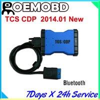 Wholesale NEW TCS VCI cdp pro plus KEYGEN version With bluetooth Delphi DS150 DS