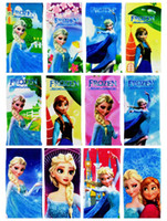 cartoon socks - Frozen Socks Snow Queen Anna Elsa Children Cartoon ankle socks Y Girls Princess Despicable Me Superman Cars Toy Story Socks