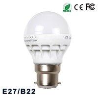 bright white leds - B22 E27 Base Quality LED Lights W W W W W Pure Cool Warm White SMD5730 LEDs Super Bright Light Bulbs Energy Saving Lighting Globe Lamp