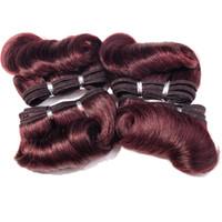 b machine - EVET Brazilian Hair Weave Bundles AFRO B Set A Unprocessed Virgin Hair Wefts Remy Human Hair Extensions x quot j Quality Strict Control