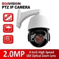 zoom ip camera - Outdoor Waterproof mm Optical Zoom Onvif P2P CCTV P Mini Inch High Speed Dome PTZ IP Camera MP HD CMS Mobile View IR M