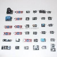 arduino sensor kit - IN BOX SENSOR KITS FOR ARDUINO HIGH QUALITY Works with Official For Arduino Boards cartons not plastic