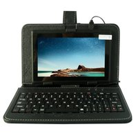 android tablet keyboard - Ovtech tablet pc Q88 with bundle cases and keyboard Android GB mb Tablet PC Dual Core Dual Camera Capacitive WIFI Tablet