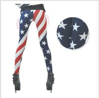 american flag stores - Beautiful fashion clothing store delivery free of charge of the latest the American flagThe American flag leggings