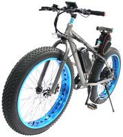 Wholesale S19 V W fat tire range more than km electric off road bikes