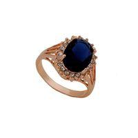 Cheap Beautiful stone ring jewelry Best Purple Gem Stone