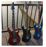 Wholesale fret double roll electric guitar stunning rock guitar