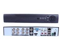 Commerce de gros de Haute Performance P2P 1080P HDMI 8 CANAUX CCTV DVR Enregistreur enregistrement D1 Facile reomote vue par Appareil Numéro de Série de la Sécurité DVR