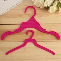 Wholesale 2015 Cre ative Lovely Pet Dog Clothes Hanger Convenient Pet Necessary Products Dog Living Accessory Tools