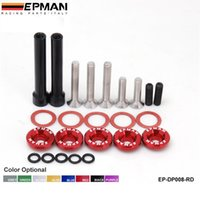 Wholesale EPMAN Valve Cover Washers Kit for Honda D Series Red Golden Black Silver Blue Purple Green Gray EP DP008 FS