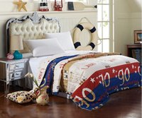 Wholesale New arrival colorful cotton Air conditioning quilt summer quilt