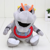 mario land - 7 quot cm Super Mario D Land Plush Doll Stuffed Toy Dry Bones Bowser Koopa Gifts for Kids
