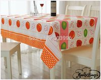 Wholesale BAS cm Eur style coffee table printed polyester plain flowers coffee shop restaurant Xmas tablecloth