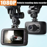 Wholesale car dvd HD P Car DVR Vehicle Camera Video Recorder Dash Cam G sensor HDMI GS8000L Car recorder DVR