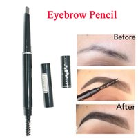 Wholesale Makeup Eyebrow pencil Automatic With Brush