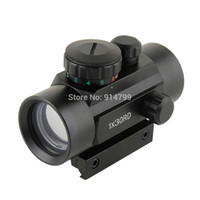 Wholesale RD1X30 Laserscope red dot laser sight telescope Optical Riflescope hunting Telescopic Infrared sight A2