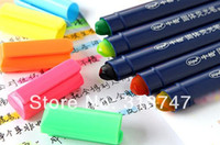 Wholesale stationery cute fluorescent pen Color Highlighter marker colors