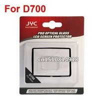 accessories afs - JYC Camera LCD Screen Protector Cover Optical Glass For nikon AFS D700 Camera Accessories
