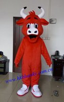 Wholesale newly finished benny the bull mascot benny the bull mascot costume with cost
