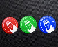 Wholesale 144 byte nfc tags sticker adesivo for Samsung iPhone plus With Low Price
