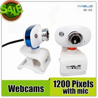 Wholesale webcam for laptop pc camera with built in microphone hot sale web camera