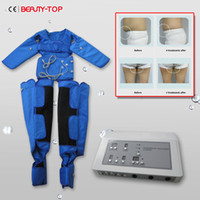 Wholesale Portable Air Pressotherapy Slimming Machine Lymph Drainage Detoxing Device