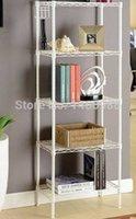 adjustable book shelf - Adjustable Epoxy DIY Metal Book Shelf