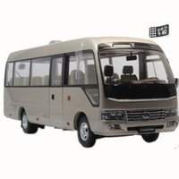 Wholesale Diecasts Toy Vehicles DIE CAST MODEL DEALER toyota coaster van business bus