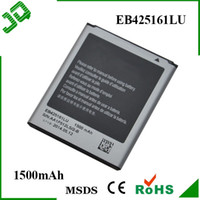 Wholesale S3 Mini EB425161LU Replacement Mobile Cell Phone Battery for Samsung Galaxy i8160 Batteries Baterai Batterij Batteria Bateria