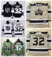 ashes series - Los Angeles Kings Hockey Jerseys Jonathan Quick Jersey Stadium Series Jonathan Quick Silver Ash Grey Stitched Jerseys