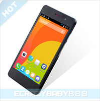 Cheap New Cheap Android 4.4 KitKat BLUEBOO X3 Quad Core MTK6582 1.3GHz GPS WiFi 3G WCDMA 2G GSM Dual Sim Card 5.0MP Camera Smartphone Mobile Phone