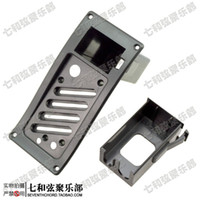 arc mold - Black plastics R electric box equalizer housing arc equalizer frame cover with battery case EQ outer mold